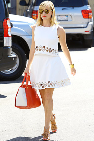 Риз Уизерспун (Reese Witherspoon) вMonica Rose for Lovers + Friends