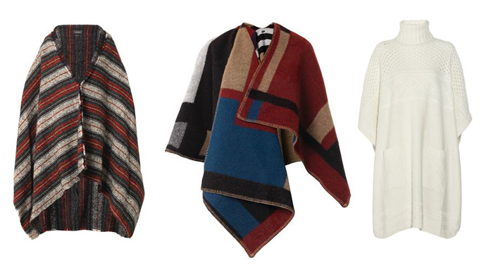 Isabel Marant; Burberry Prorsum; ALICE by Temperley
