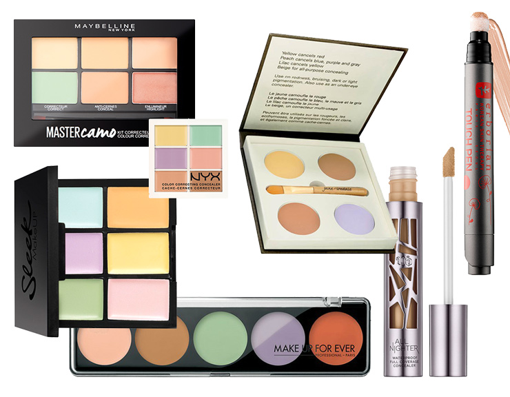 Наборы: Maybelline New York, NYX Professional Makeup, Sleek MakeUP, Make Up For Ever, jane iredal, Urban Decay