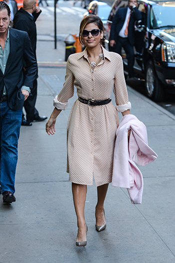 Платье New York & Company Eva Mendes Collection