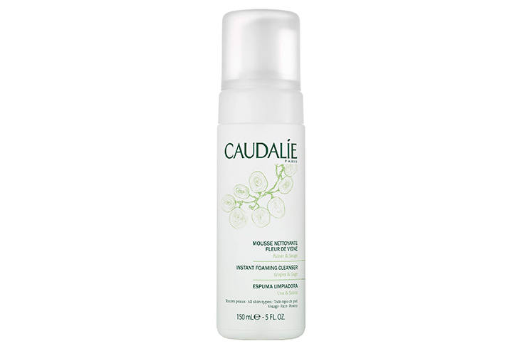 Пенка Instant Foaming Cleanser, Caudalie
