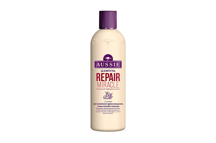 Шампунь Repair Miracle, Aussie