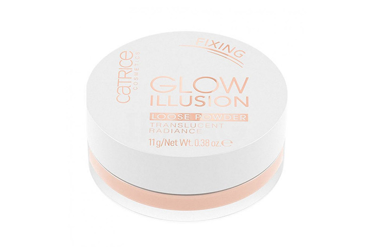 Пудра рассыпчатая Glow Illusion Loose Powder, Catrice