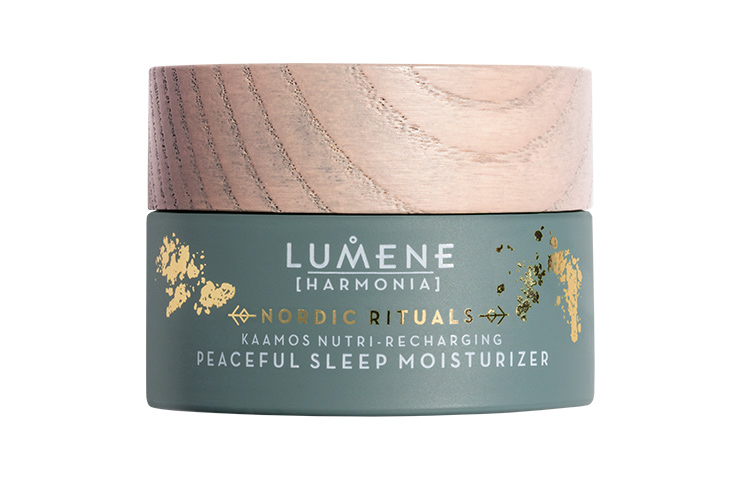 Ночной восстанавливающий крем Harmonia Peaceful Sleep Moisturizer, Lumene