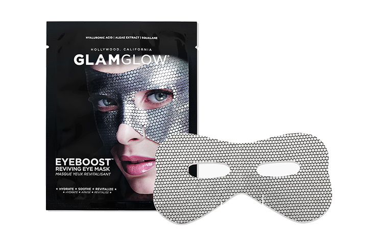 Eyeboost Reviving Eye Mask, GlamGlow