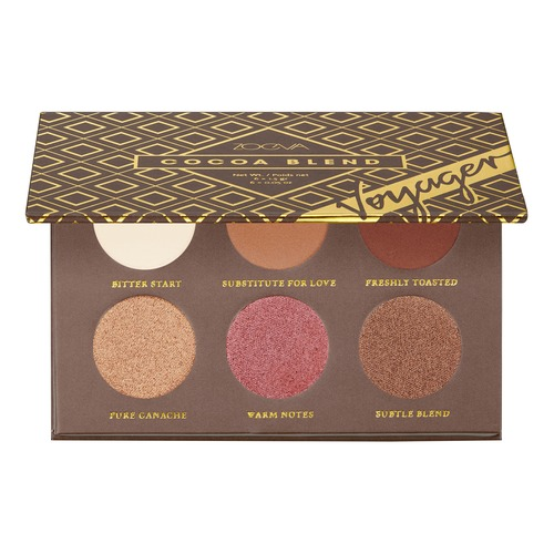 "<p class=""dvmgttl"">Палетка теней <a href=""https://sephora.ru/make-up/eyes/tinted/zoeva-cocoa-blend-voyager-paletka-prod6ymf"" target=""_blank"">Cocoa Blend Voyager</a>, Zoeva, 1254 руб.</p>"