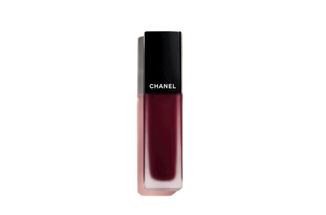Жидка помада Rouge Allure Ink Fusion в оттенке Pourpre, Chanel