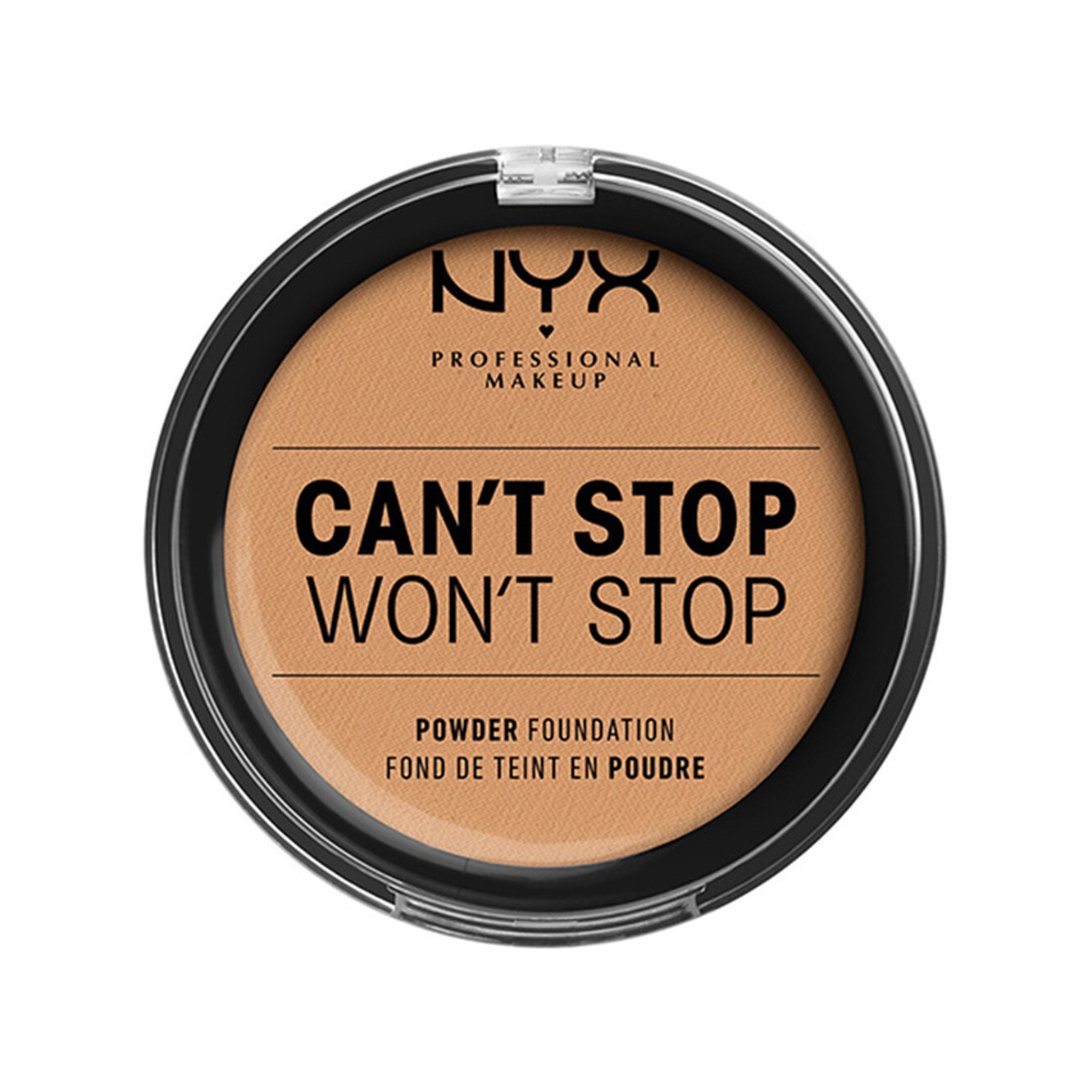Can't Stop Won't Stop, NYX Professional Makeup