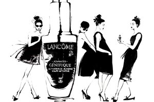 Неделя красоты Lancôme Genifique: Love Your Age