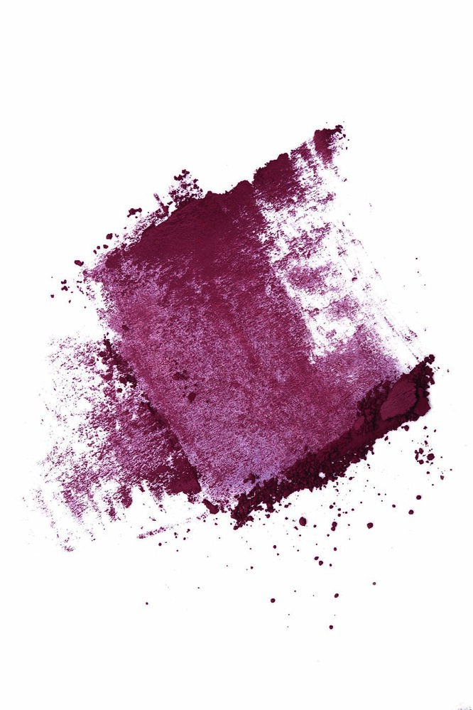 Тени Mineral Loose Eyeshadow оттенка Bordeaux