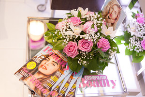 Cosmopolitan Beauty Day!