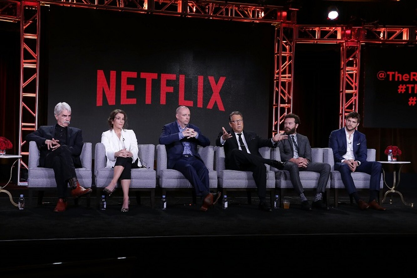 'Netflix' Winter TCA Tour
