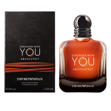 ПАРФЮМЕРНАЯ ВОДА STRONGER WITH YOU ABSOLUTELY, EMPORIO ARMANI