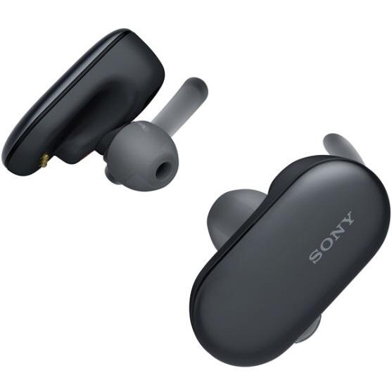 Bluetooth Sony WF-SP900 Black, 14990 руб.