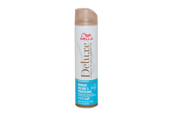 Лак для волос Wonder Volume & Protection Deluxe, Wella