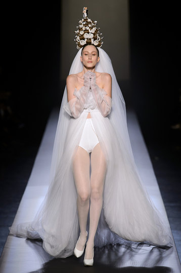 Jean Paul Gaultier Couture, весна-лето 2015