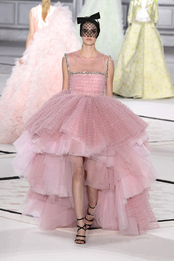 Giambattista Valli Couture, весна-лето 2015