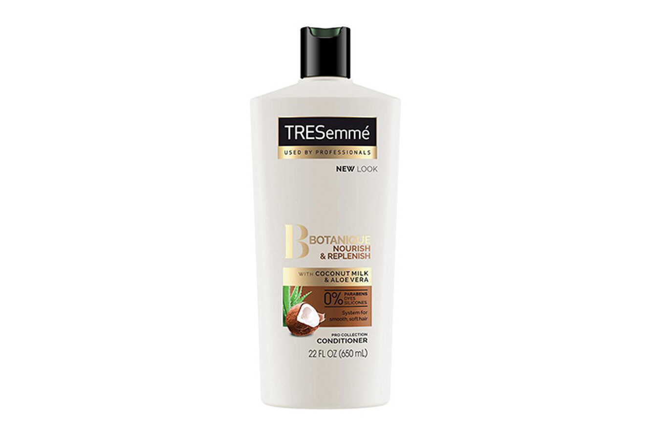 Питательный кондиционер Botanique Nourish + Replenish Conditioner, TRESemme