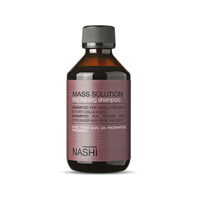 Mass Solution Thickening Shampoo, Nashi