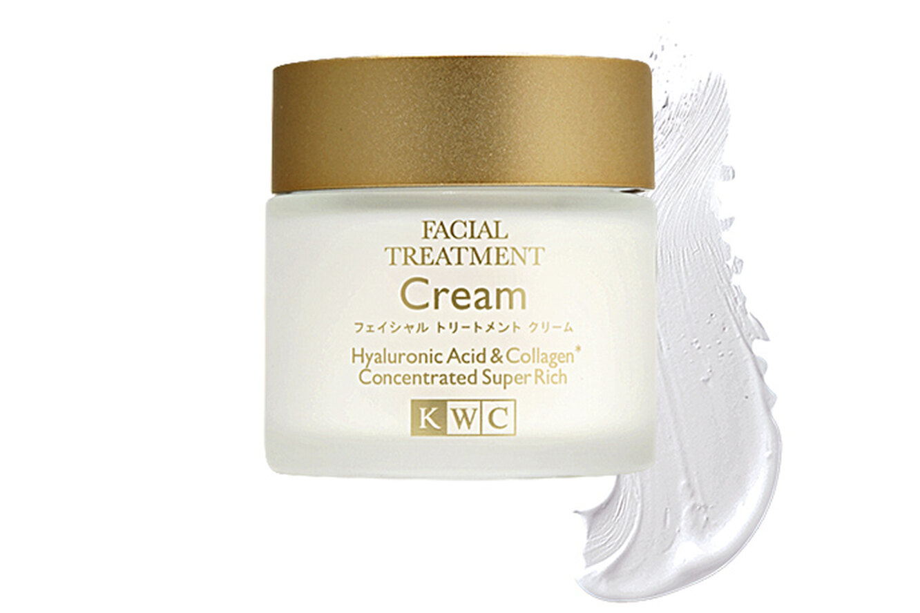 Крем Cream Hyaluronic Acid & Collagen, KWC
