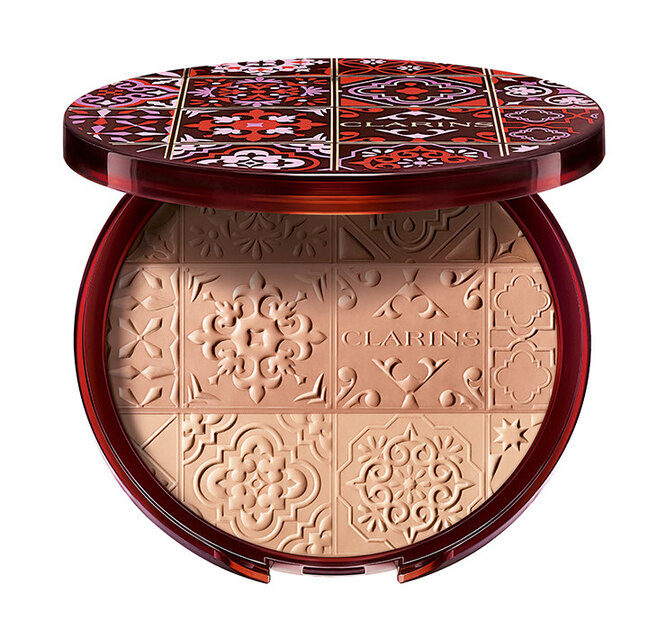 Happy Collection Summer Bronzing Powder, Clarins