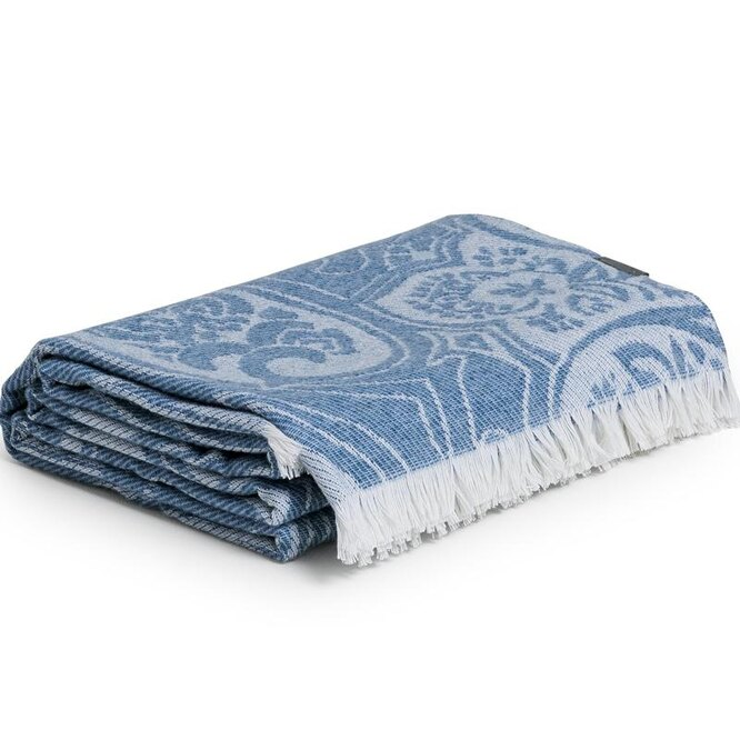 ПЛЕД GANT HOME FRENCH PAISLEY THROW, 7800 руб.