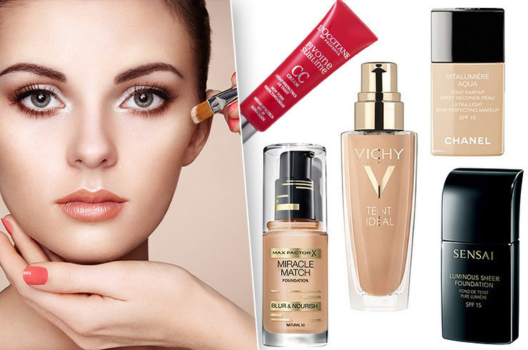 Vichy teint ideal illuminating foundation
