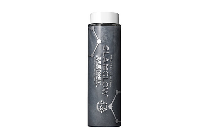 Отшелушивающий тоник Supertoner Exfoliating Acid Solution Toner, Glamglow