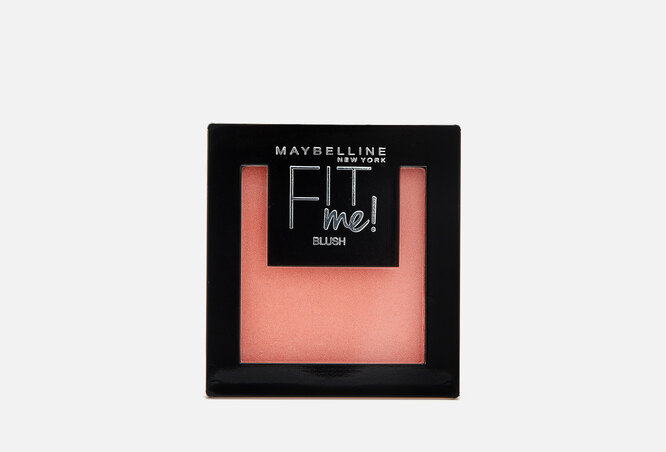 Румяна FitMe blush, MAYBELLINE NEW YORK, 262 руб.