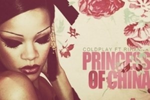 Coldplay feat. Rihanna - Princess Of China. Премьера клипа!