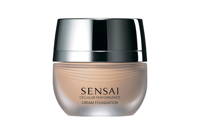 Тональный крем Cellular Perfomance Cream Foundation, Sensai
