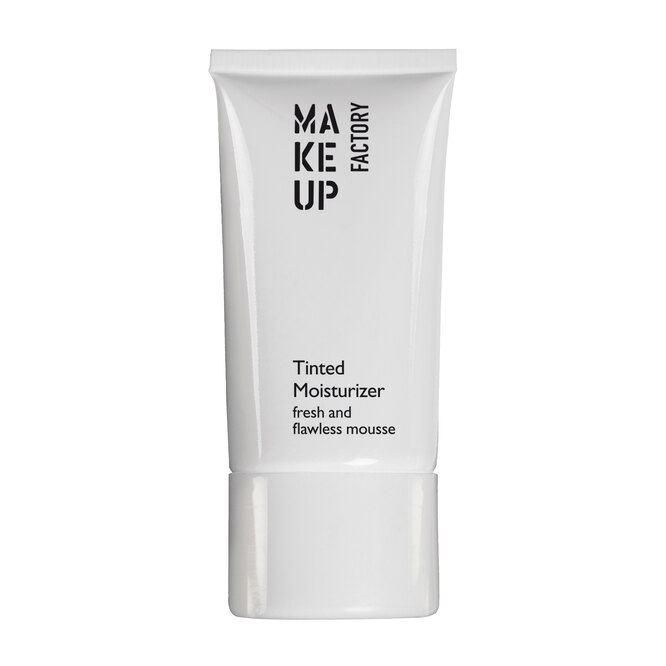 Tinted Moisturizer Fresh and Flawless Mousse, Make Up Factory