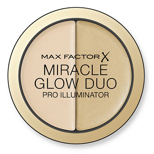 Хайлайтер MIRACLE GLOW DUO, MAX FACTOR, 599 руб.