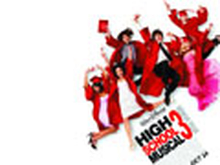 Первое видео High School Musical 3