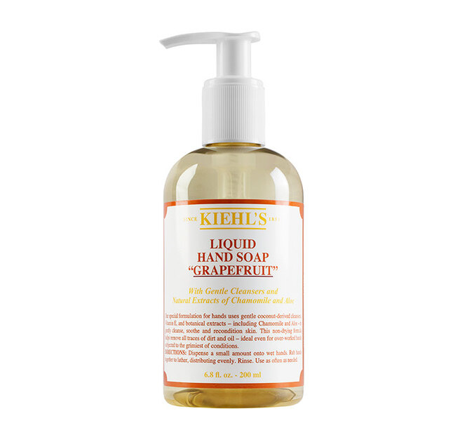 Жидкое мыло Liquid Hand Soap Grapefruit, Kiehl_s