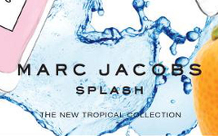 Marc Jacobs Splash Tropical Colletion 2012