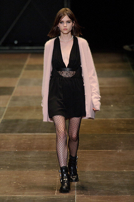 Saint Laurent Paris Осень-Зима 2013-2014